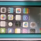 "Teal Apple Iphone 6 4.7"" Waterproof/Shock Proof Case"