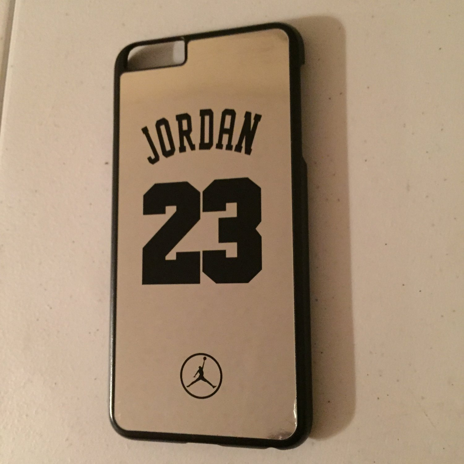 Jordan Mirror Phone Case