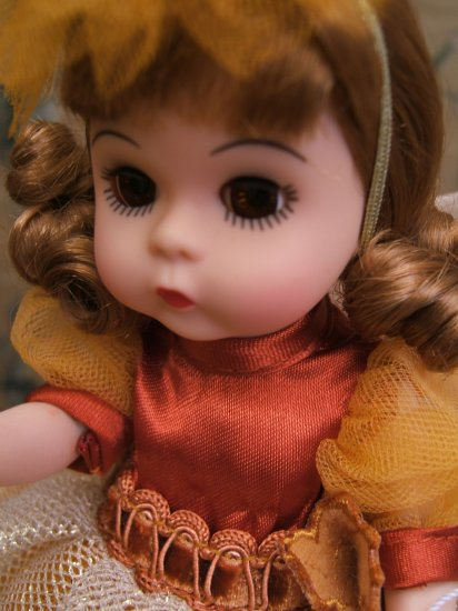 Madame Alexander Doll Fall Angel