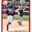 Baseball Card Mousepad
