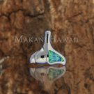 SOP1065 1 Opal Whaletail Pendant (Chain Sold Separately)