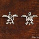 SE23301 Quilt in Honu Earrings