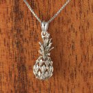 GP3115 White gold Pineapple Pendant(M) (Chain Sold Separately)