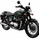 Motorcycle Driver Gel Pad for Triumph Bonneville T100
