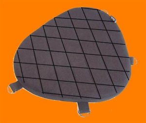 Driver gel pad for harley FXDS CONV dyna convertible