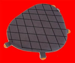 Motorcycle driver gel pad for honda super hawk VTR 1000F