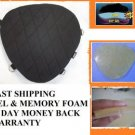 Motorcycle Gel Pad Driver Seat For Harley CVO Ultra Classic Electra Glide FLHTCU