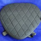 Driver gel pad for harley FLD dyna switch back