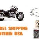 Detachable Motorcycle Saddlebags Brackets For Honda Honda GL1500C Valkyrie