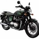 Motorcycle Driver Seat Gel Pad Triumph Bonneville