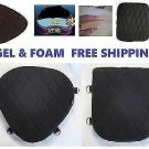 Seats gel pads set honda shadow VLX VT 600C and deluxe