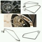 Motorcycle saddlebags Brackets For Harley Davidson Sportster Custom & Classic