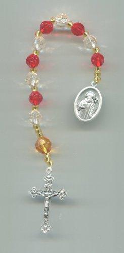 One Decade Rosary - St. Benedict