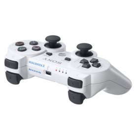 Dual Shock 3 * for japanese PlayStation 3 * DualShock 3 DualShock3 DS3        PS3 controller white
