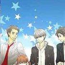 The Dojima Family's Dining Table | Persona 4 Doujinshi | Dojima Family + Adachi