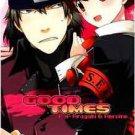 Good Times | Persona 3 Doujinshi | Shinjiro Aragaki x Minako Arisato