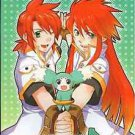 Brio | Tales of the Abyss Doujinshi | Luke, Gen