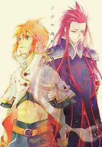 Apracsas | Tales of the Abyss Doujinshi | Asch + Luke