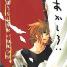 Akashiro | Tales of the Abyss Doujinshi | Asch x Luke