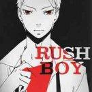 Rush Boy | Persona 3 Doujinshi | Shinjiro Aragaki x Akihiko Sanada