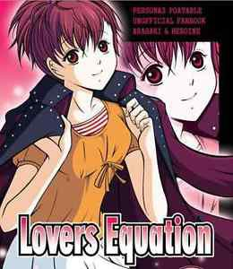 Lover's Equation | Persona 3 Doujinshi | Shinjiro Aragaki x Minako Arisato