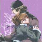 Scarlet Secret | Persona 3 Doujinshi | Shinjiro Aragaki x Minako Arisato