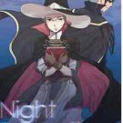 Night Telepathy | Fire Emblem Awakening Doujinshi | Laurent x Gerome