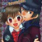 ARHM Revolution | Persona 3 Doujinshi Ant. | Shinjiro Aragaki x Heroine | 118 PG