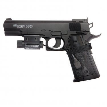 Sig Sauer GSR 1911 CO2 BB Pistol Kit