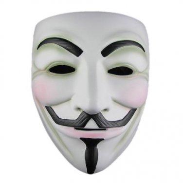 V For Vendetta Mask Resin