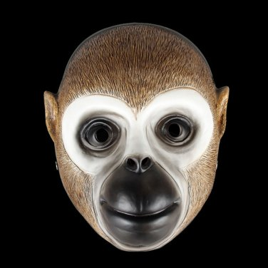 Payday 2 The Heist Monkey Mask Halloween Cosplay Costume Collection WallMask