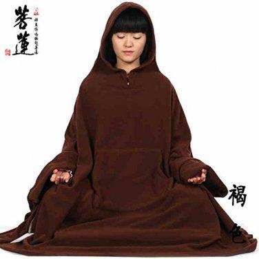 Zen practice meditation Cloak 2