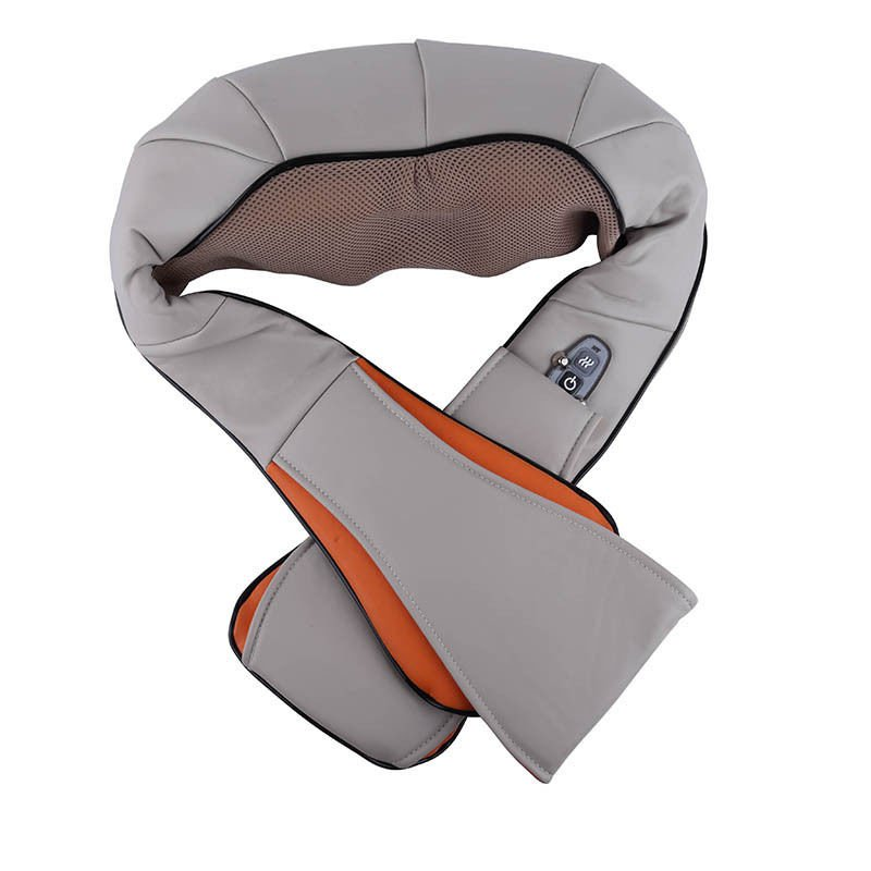 the fashion of the Infrared ray heating neck and shoulder massage