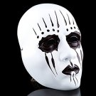 D&LDeluxe Heavy Metal Drummer Resin Mask Slipknot Joey Style Fancy Party Masquerade