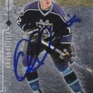 Olli Jokinen Signed Kings Card Panthers - Blues