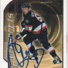 Petr Schastlivy Signed Senators Card Nizhny - Riga - Sochi