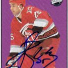 Shane Willis Signed Hurricanes Card