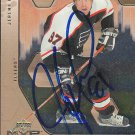 Jeremy Roenick Signed Winning Formula Insert Card Flyers