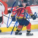Jaroslav Spacek Signed Panthers Card Canadiens - Blackhawks