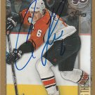 Chris Therien Signed Flyers Card