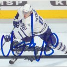 Nikolai Andropov Signed Maple Leafs Card Barys Astana