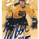 Mike Knuble Signed Bruins Card Flyers