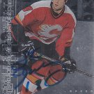 Steve Dubinsky Signed Blackhawks Card