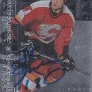 Steve Dubinsky Signed Blackhawks Card