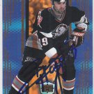 Brian Holzinger Signed Sabres Card Penguins - Lightning