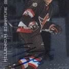 Sami Salo Signed Senators Card Canucks - Lightning