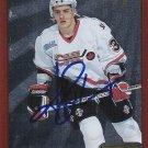 Jan Bulis Signed CHL Draft Card Canadiens - Capitals - Traktor