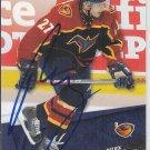 Patrik Stefan Signed Thrashers Card