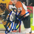 Sami Kapanen Signed Flyers Card KalPa - Hurricanes