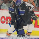 Derek Armstrong Signed Kings Card